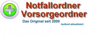 Notfallordner www.notfallordner-vorsorgeordner.de