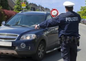 Notfallordner für Polizeibeamte