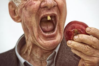 #Zahnreinigung – #Ultraschall-#Zahnbürste