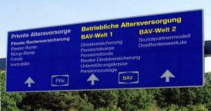 BAV Betriebliche Altersversorgung