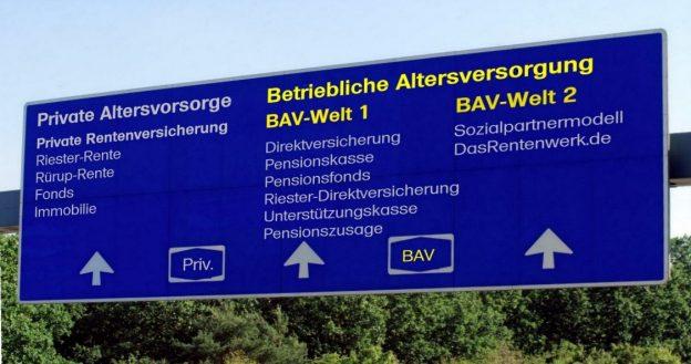 #BAV – Betriebliche Altersversorgung – Ein Überblick