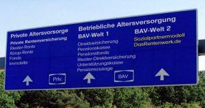 Betriebsrentenstärkungsgesetz - BRSG