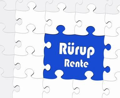 Rürup-Rente 2017 – Wie wird die steuerliche Möglichkeit berechnet?