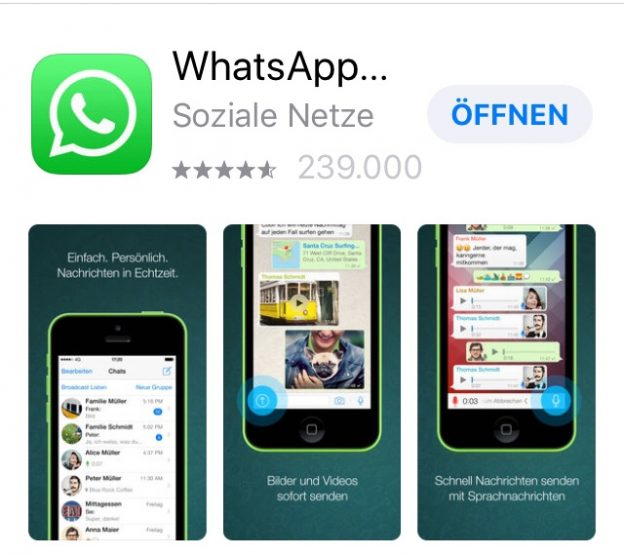 News – WhatsApp down