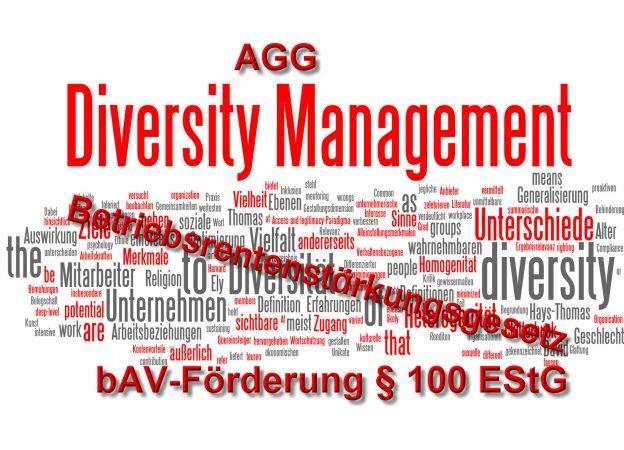 AGG Betriebliche Altersversorgung § 100 EStG bav-Leitfaden.de