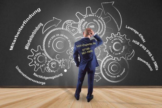 bAV-Experte - Knwo-How in der betrieblichen Altersversorgung