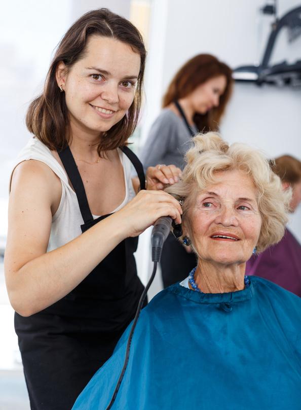 Friseur - Brutto-Netto- TRINKGELD !!! - Und was ist im Alter mit der Altersversorgung?