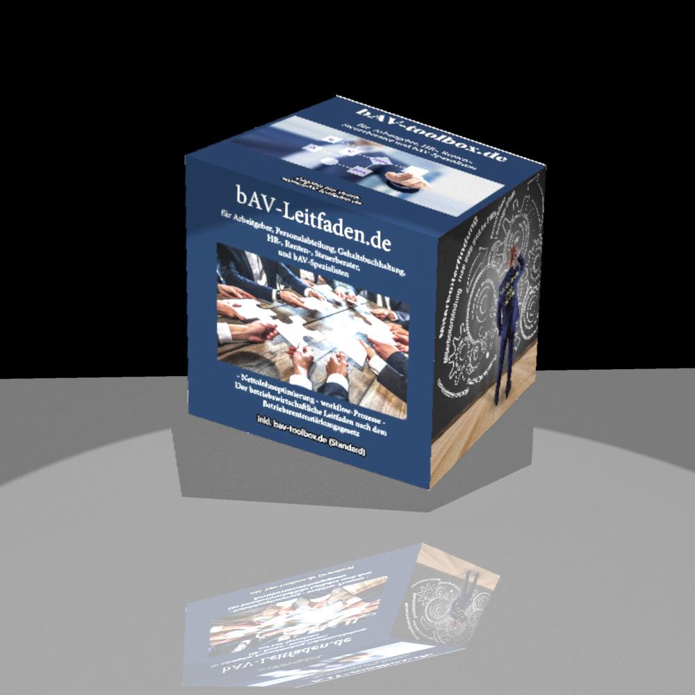 bAV-toolbox Betriebliche Altersversorgung bAV-tools betriebswirtschaftliche Anwendungen bAV-toolbox.de