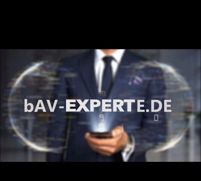 bAV-Experte Experte Beratung betriebliche Altersversorgung