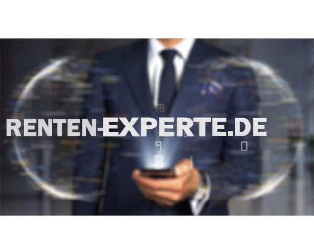 Erwerbsminderung Rentenexperte www.renten-Experte.de