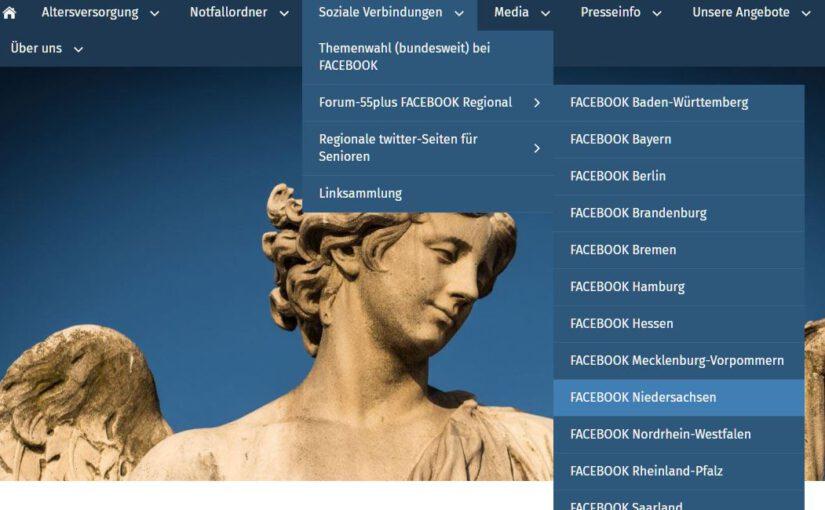 Forum-55plus – Ein kleiner Verein ganz groß in Deutschland verbreitet